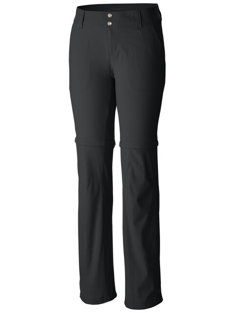Columbia Saturday Trail II Convertible Pants Women Short black